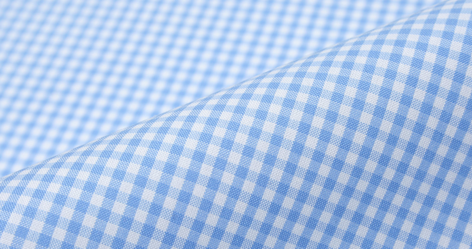 Premium Egyptian Cotton Dress Shirt Fabric