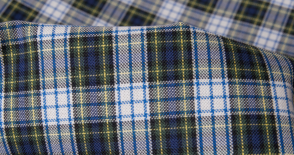 Blue and green plaid shirts by proper cloth for Blue and green tartan shirt
