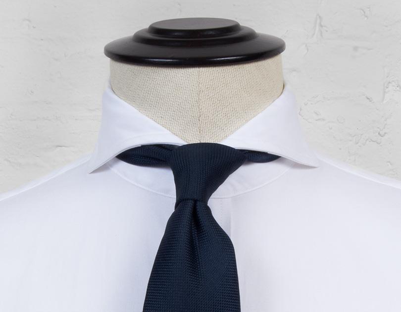 Soft Roma Cutaway Collar by Proper Cloth