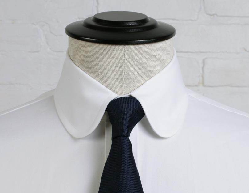 Vintage Club Collar Proper Cloth