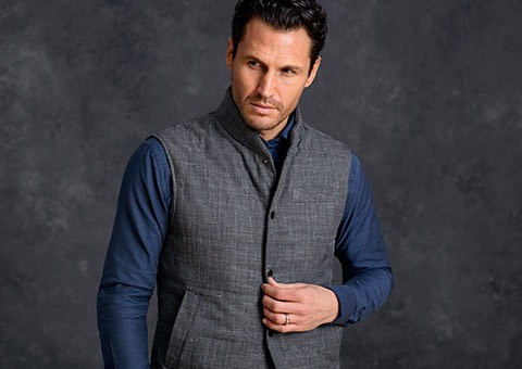 Italian Outerwear Collection
