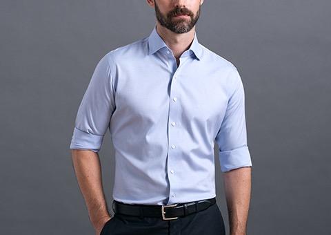 Custom Fit Non-Iron Dress Shirts