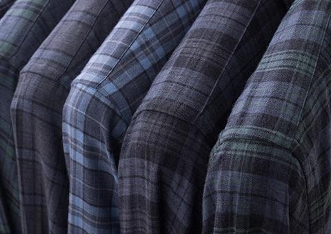 Japanese Satoyama Flannels