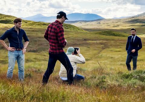 Isle of Skye BTS