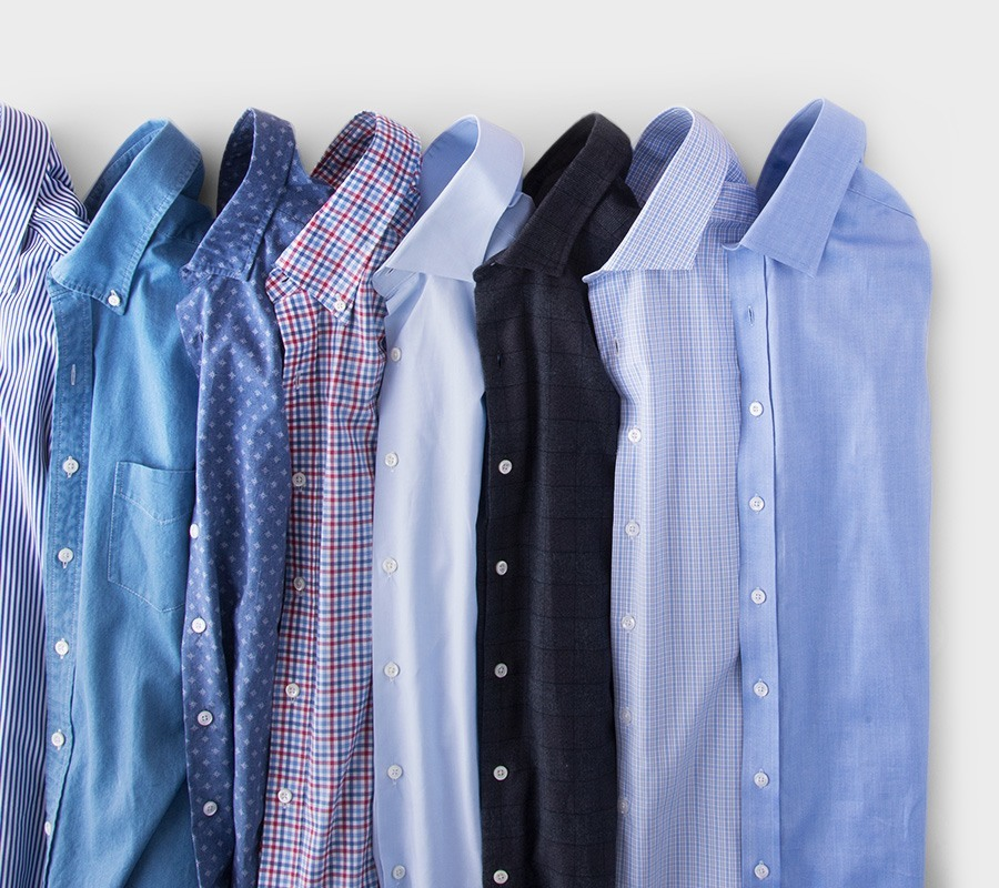 Custom Dress Shirts - Proper Cloth