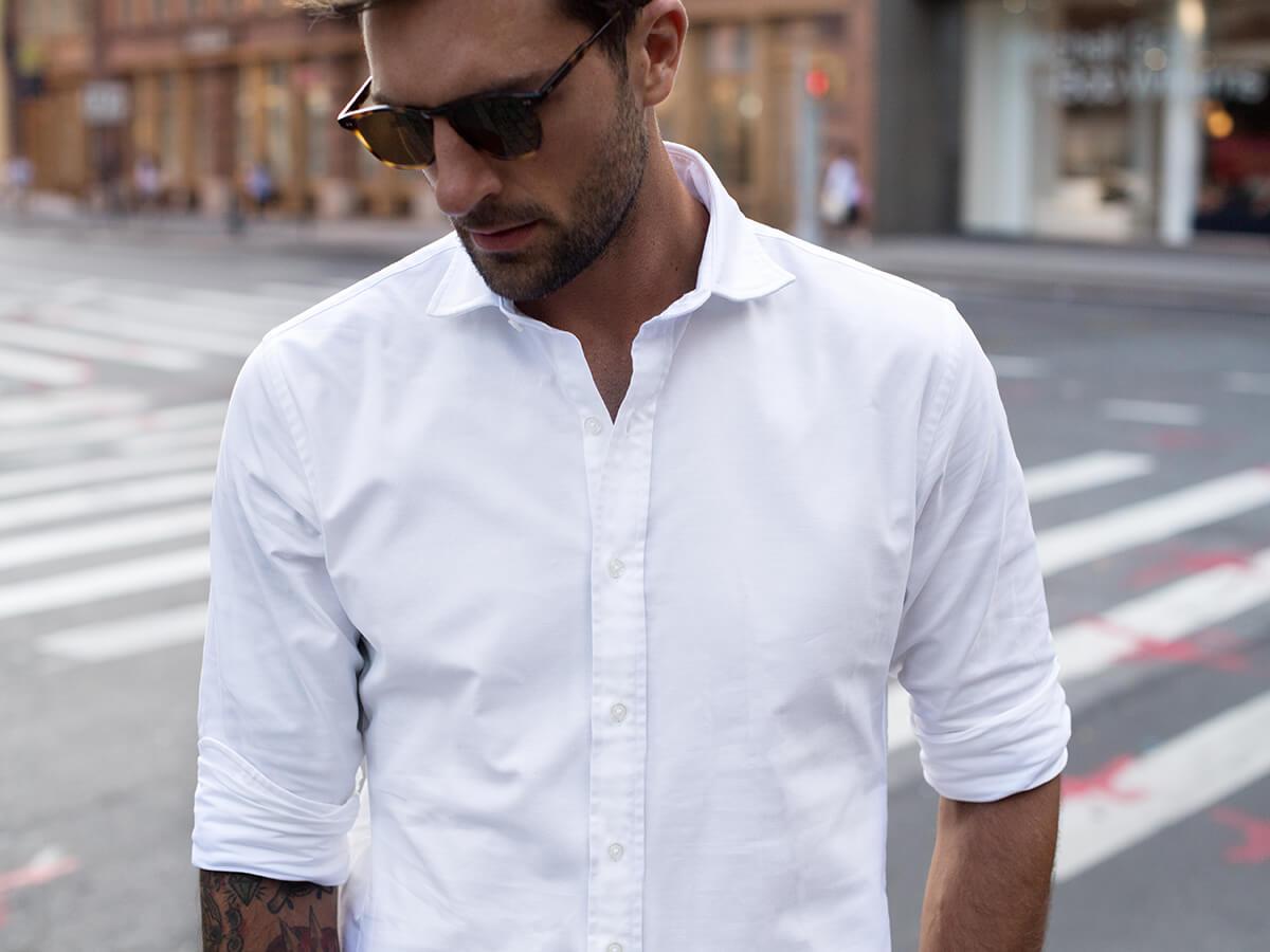 Oxford shirts custom fit ocbd proper cloth for Brooks brothers custom shirt