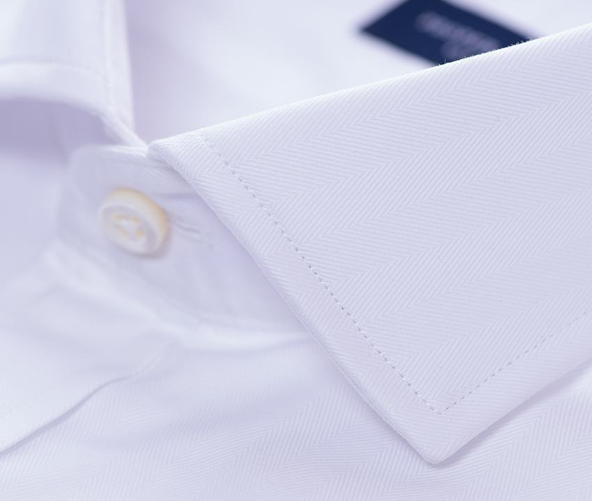 Sea Island Shirt Collar