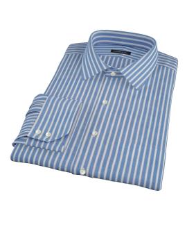 Blue Stripe Tailor Made Shirt