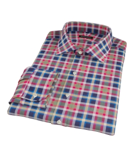 Block Party Men's Dress Shirt