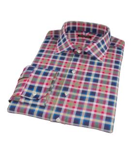 Block Party Men's Dress Shirt