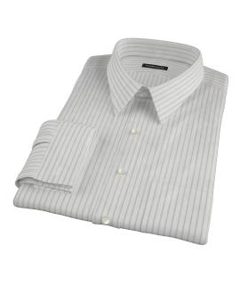 Japanese White and Blue Custom Made Shirt
