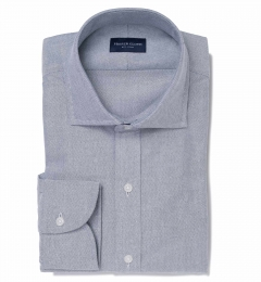 Charcoal Heavy Oxford Tailor Made Shirt