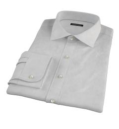Charcoal Heavy Oxford Custom Dress Shirt
