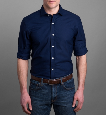 dark navy blue dress shirt | Gommap Blog