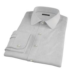 Charcoal Heavy Oxford Men's Dress Shirt